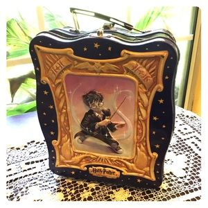 Harry Potter Sorcerer's Stone Lunch Box or Purse
